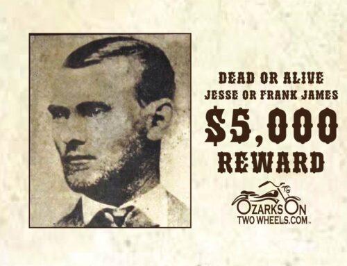 Jesse James Getaway