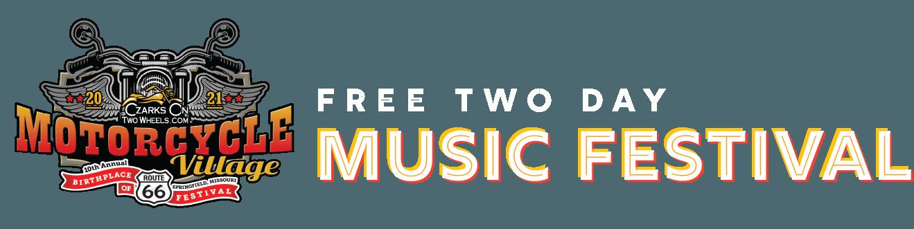 Ozarks on Two Wheels music festival